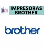 Impresoras de Etiquetas Brother sobremesa e industrial