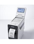 Impresoras de etiquetas y recibos profesionales (TD)