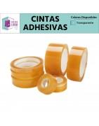 Cinta Adhesiva Estandard - Polipropileno, Acrílico, Hotmelt, Solvente